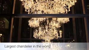 Largest Chandelier In Japan 5 The Largest Chandelier In The World In Tokyo 必見