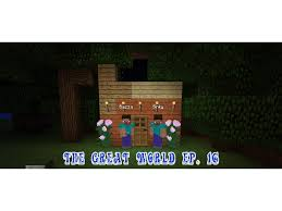 minecraft pocket edition emergency room the great world 16