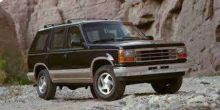 Ford Explorer Horsepower - 1991 ford explorer aimed at jeep cherokee ford authority