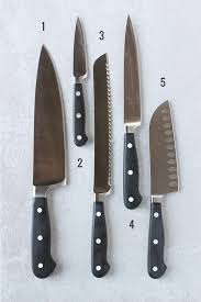 kitchen cutting knives a guide to knives and cutting