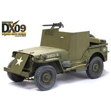 jeep us us wwii jeep w armor plating dx09 71428