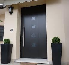 porte blindate da esterno gallery of porte blindate per esterno con vetro pannelli