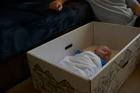 How To Sleep Comfortably On The Floor Baby Box Scotland Parent Club