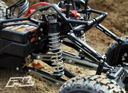 baja truck suspension pro line upgrades axial u0027s yeti score truck pro line factory team