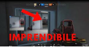 top 5 spot assurdi su rainbow six siege ep 1 youtube
