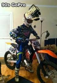 Funny Motocross Memes - 90 s gopro very funny pics