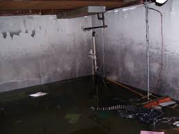 flooded basement cleaning and restoration in east pointe mi