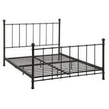 Metal King Size Bed Frame by 10