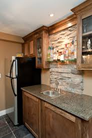 pretty basement wet bars image gallery in basement contemporary