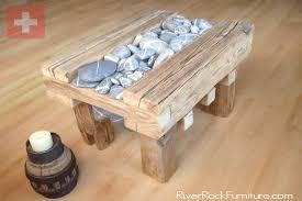 HiEnd Signs Wild Rock River - Rock furniture