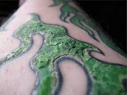 tattoo scabbing aftercare causes healing pictures tips