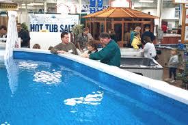 get ready for summer at novi backyard pool u0026 spa show opening