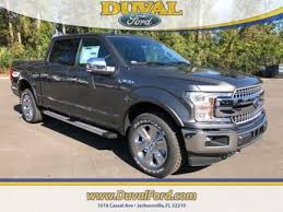 2018 ford f 150 lariat 4x4 truck for sale in jacksonville fl