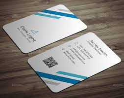 Dental Business Card Designs Corporate Vertical Business Card By Creativeracer Graphicriver
