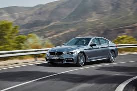 bmw 2017 new bmw 5 series wins car of the year award 2017