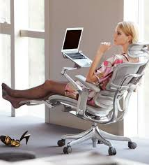 Wood Desk Chair Without Wheels Best Ergonomic Chairs At Home U2014 Decohubs Small Space Living