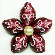tree ornament flower pasta pearl