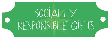 socially responsible gifts do you feel responsible to to help