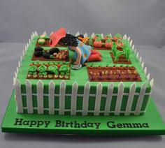gardeners cake u2026 70th birthday ideas pinterest cake