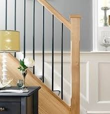 Fitting Banister Spindles Renovate Your Staircase With The Richard Burbidge Elements Range