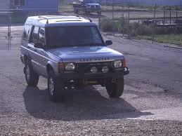2000 land rover lifted my 2000 discovery ii with few modifications