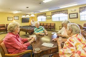 senior housing in dallas georgia retirement living facility