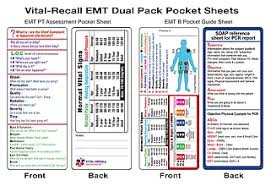 opqrst emt vital recall com ems pocket pcrs on scene vital info stickers