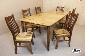 amish dining room table house cool amish made dining room tables 98 about remodel cheap