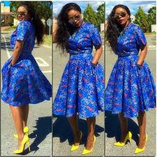 dress styles ankara gown styles for