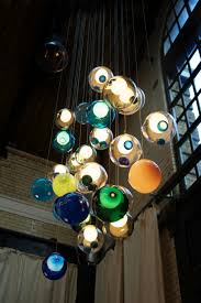 what is a contemporary house glass ball lighting bocci 12 what would it be pinterest