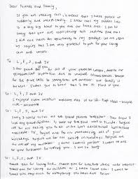 life review letter letter project stanford medicine