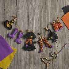 bucilla seasonal felt home decor door wall hanging kits
