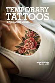 temporary tattoos tattoo you