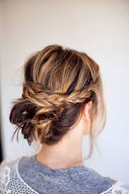 simple summer updos medium hair 4 cute and easy summer hairstyles