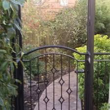 andrew eades ornamental iron fences gates shorewood seattle