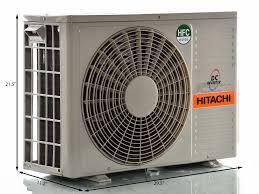 hitachi 1 5 ton 3 star inverter split ac buy and sell used