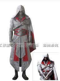 Assassin Halloween Costumes Design Custom Assassin U0027s Creed 2 Ii Assassins Creed