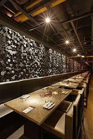 Best Restaurant  Lounge Images On Pinterest Restaurant - Japanese restaurant interior design ideas