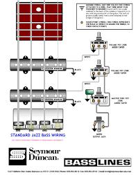 bass wiring diagram simple stain fender precision best carlplant