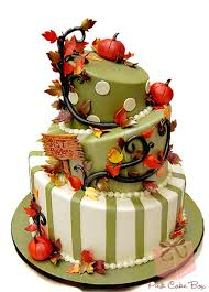 fall wedding cake gallery u2014 val vista lakes events