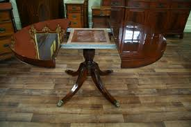 Drop Leaf Dining Room Tables Emejing Round Dining Room Table With Leaf Gallery Rugoingmyway