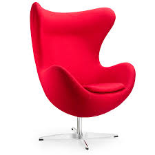 replica arne jacobsen egg chair