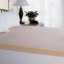 beautyrest geo 3 5 in foam mattress topper