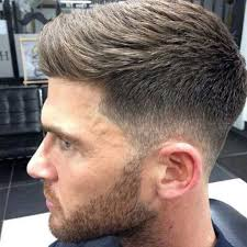 short mohawk fade hairstyle latest men haircuts