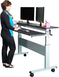 Small Stand Up Desk Small Standing Desk Smartfo Me