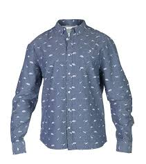 artistry in motion dinosaur woven button up shirt navy jimmy