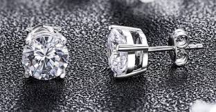 diamond earing how to tell if a diamond earring is real answered