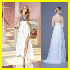 fashion trends one shoulder sweetheart long beaded petite dresses