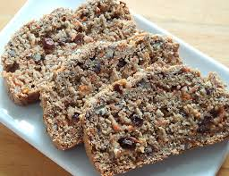 oatmeal carrot cake bread vegan and gluten free faith hope and