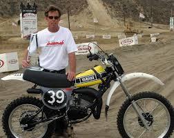fastest motocross bike 1976 yamaha ow27